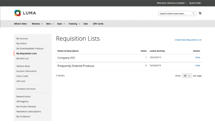 magento-requisition-lists