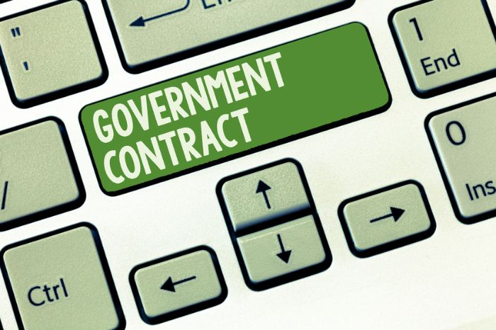 business-to-government-contract